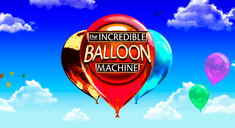 The Incredible Balloon Machine Slot Slots Baby