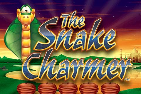 The Snake Charmer Logo
