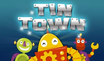 Tin Town Logo