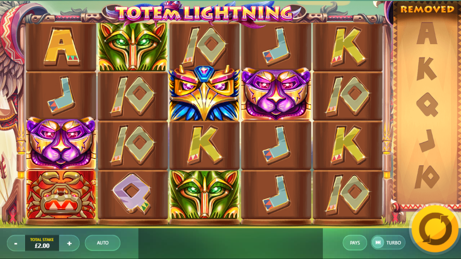 Totem Lightning Gameplay