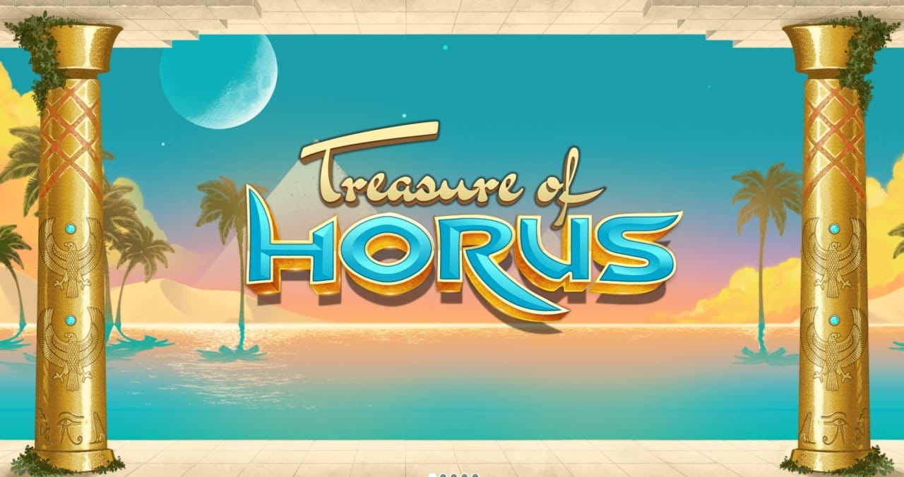Treasure of Horus Logo