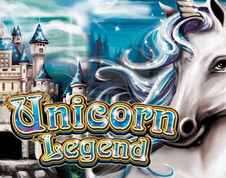 Unicorn Legend Slots Game logo