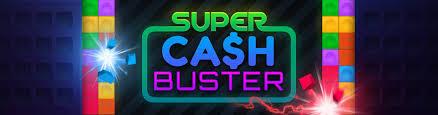 Super cash busters logo
