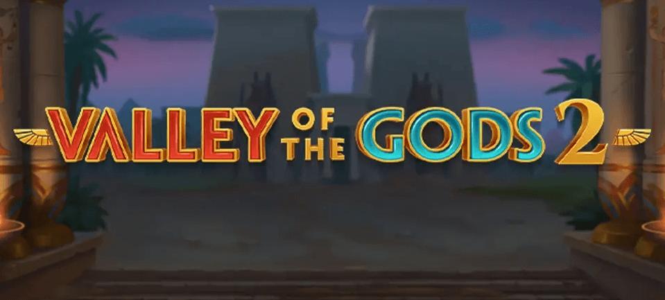 Valley of the Gods 2 Slot Logo Slots Baby