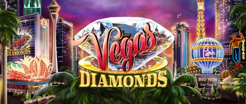Vegas Diamonds Logo