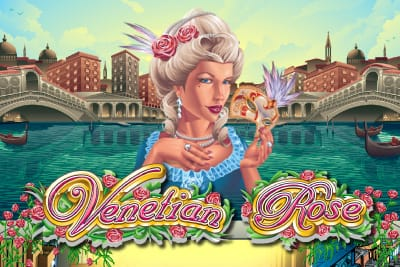 Venetian Rose Slots Game logo