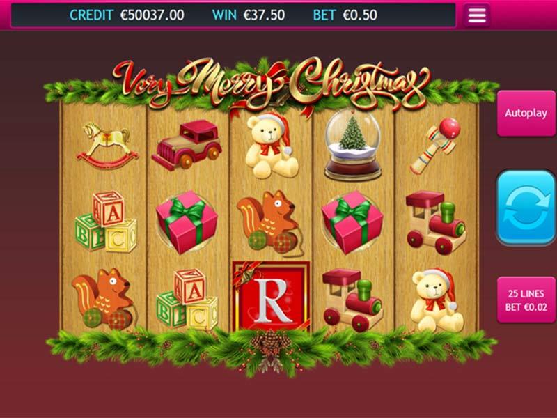 Very Merry Christmas Gameplay