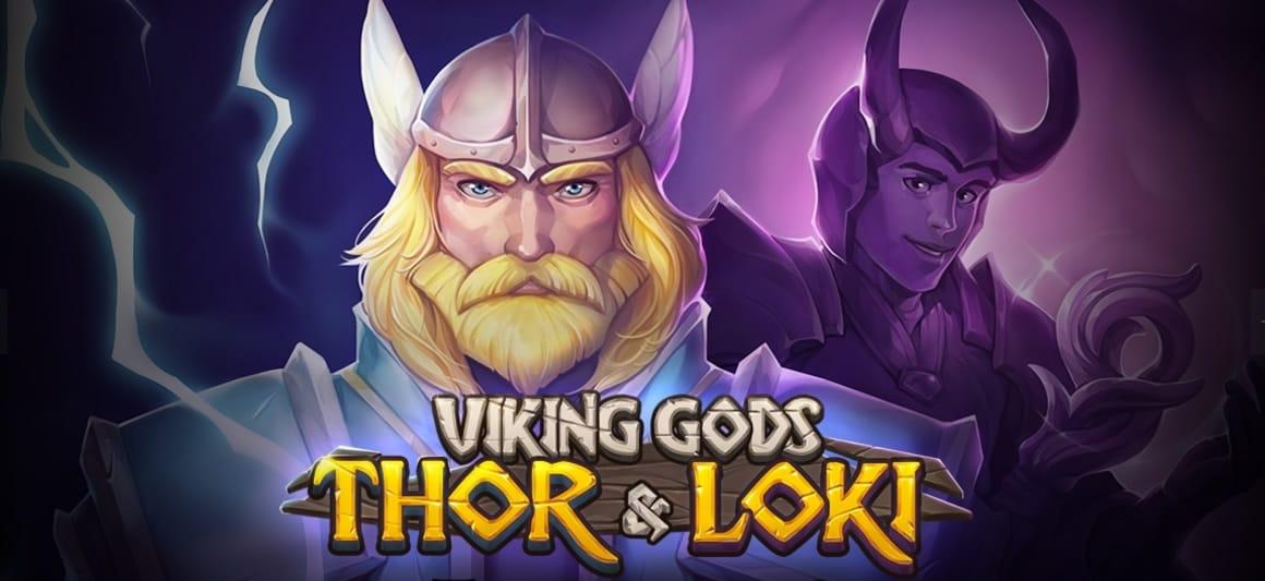 Viking Gods Logo