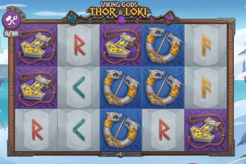 Viking Gods Screenshot
