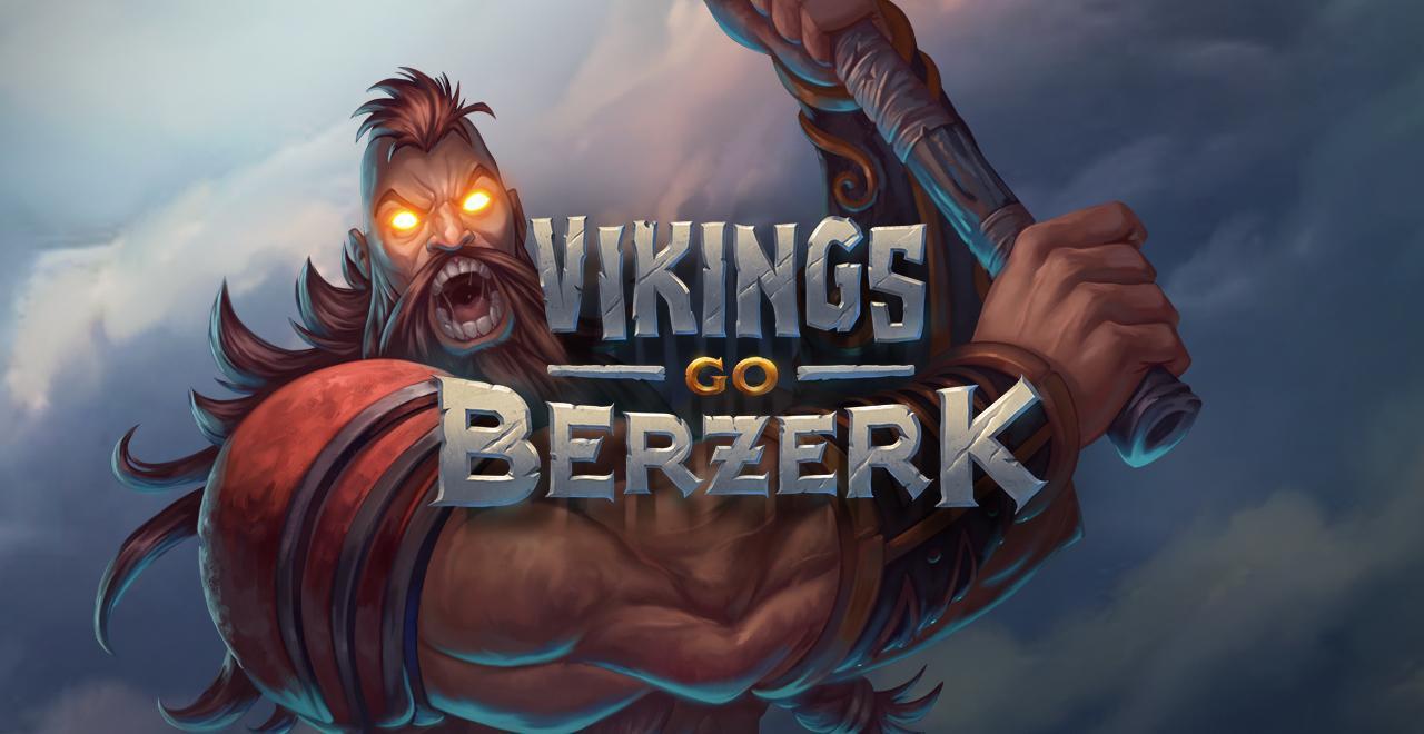 Vikings Go Bezerk Logo