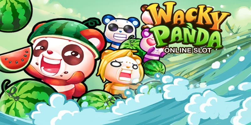 Wacky Panda Slot Game Image