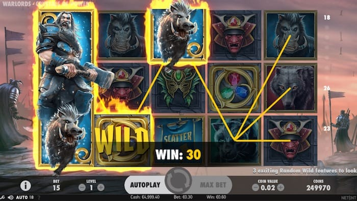 Spiele Warlords: Crystals Of Power - Video Slots Online