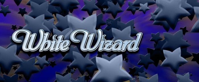 White Wizard Slots Game