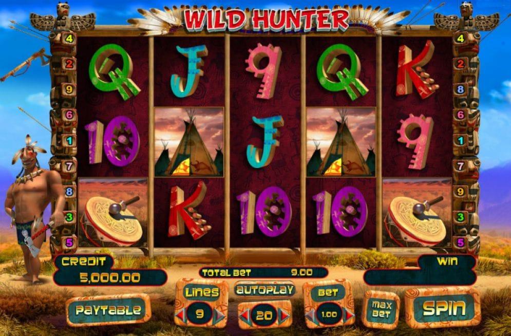 Wild Hunter Gameplay