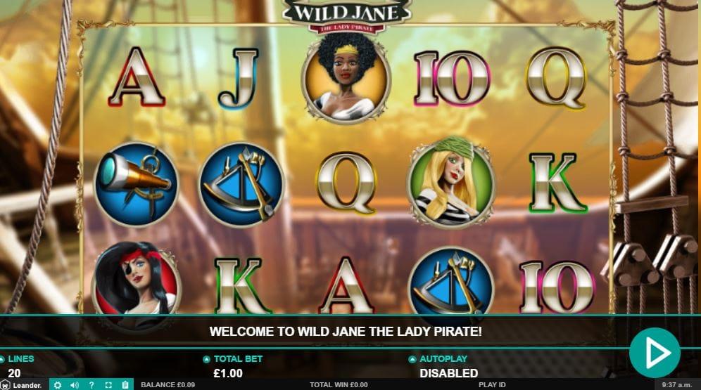 Wild Jane Gameplay