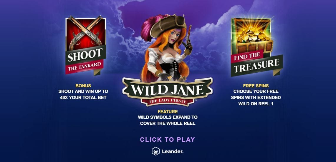 Wild Jane Introduction