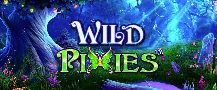 Wild Pixies Slots Baby