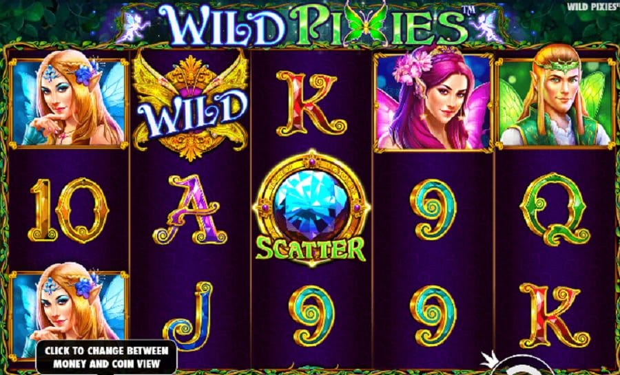Wild Pixies UK Slots Online