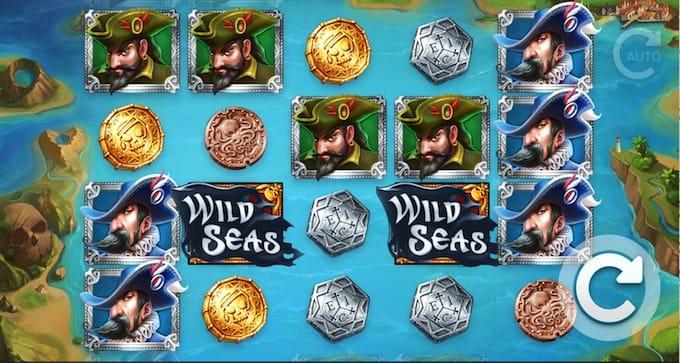 Wild Seas Gameplay