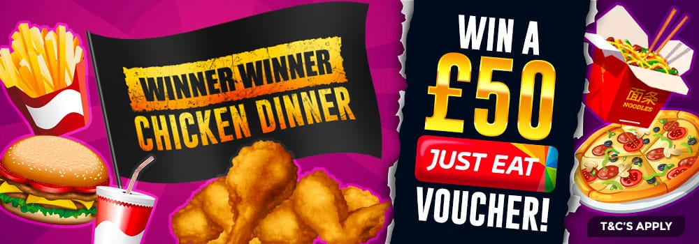 Slots-Baby JustEat-Offer
