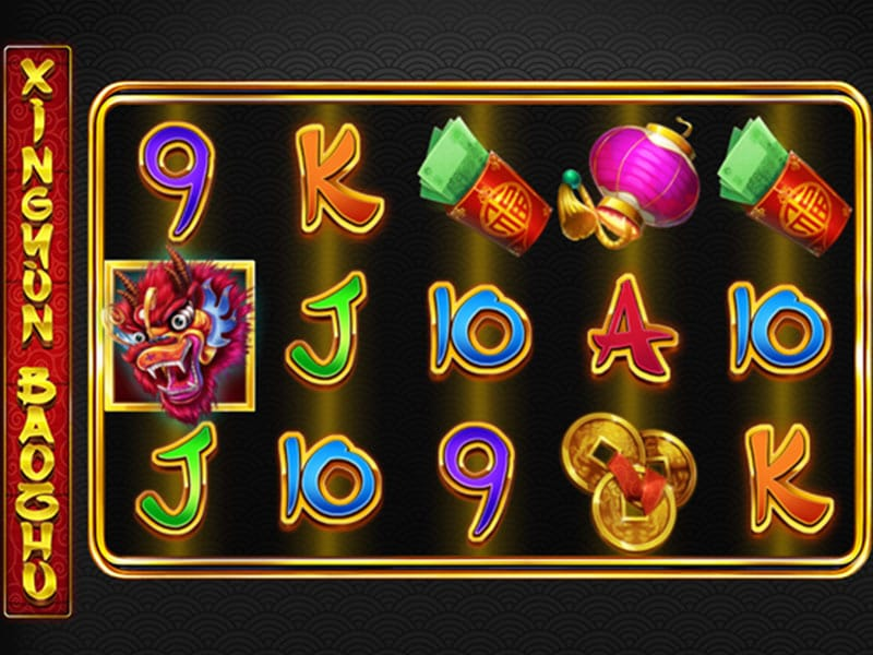 Xingyun BaoZhu Jackpot Slot Game Gameplay