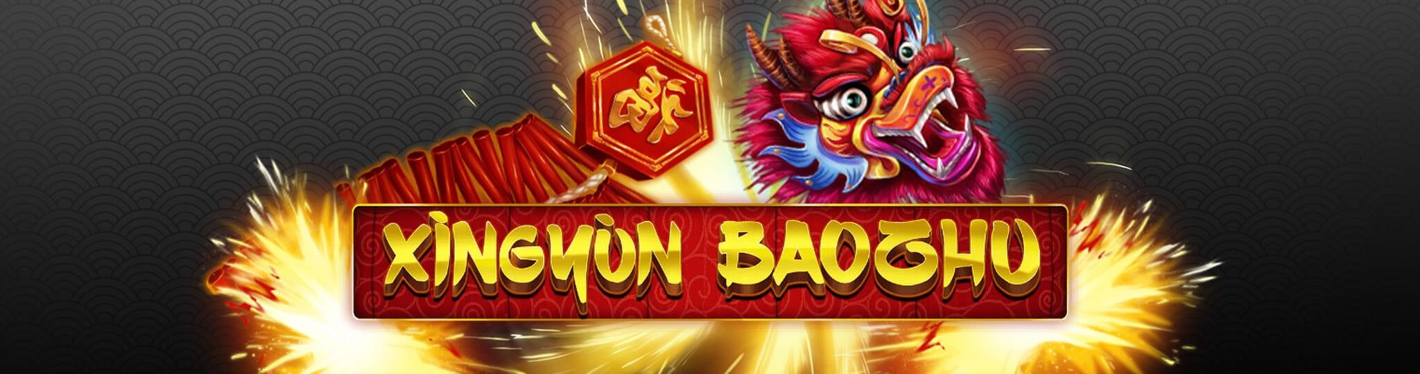 Xingyun BaoZhu Slot Game Logo